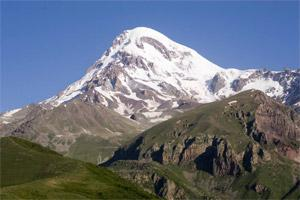 Kazbegi Summit