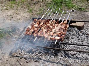 Mtsvadi - Georgian Shashlik