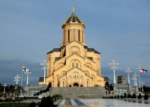 Sameba Cathedral Packages