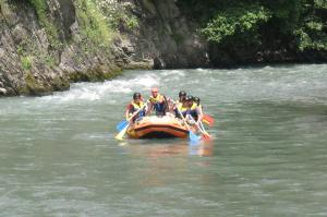 White Water Rafting Tour Packages
